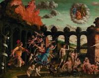 Mantegna Andrea (1431-1506). Paris, musÈe du Louvre. INV371.