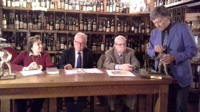 Vera Meneguzzo, Giorgio Pasqua di Bisceglie, Giorgio Gioco, Alberto Zucchetta