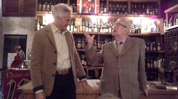 Tiziano Gelmetti e Giorgio Gioco