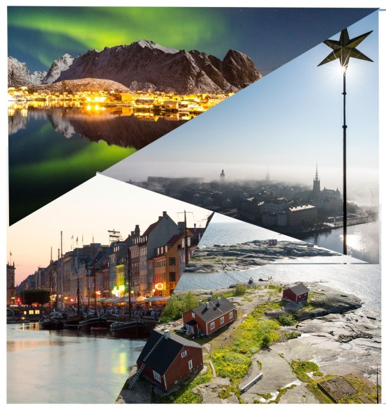 be nordic collage