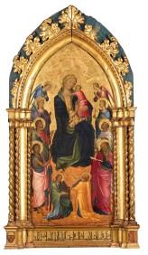 10 Gherarado di Jacopo Starnina_Madonna con Bambino