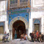 Alberto-Pasini-In-attesa-del-sultano-circa-1895-olio-su-tela.-1-150x150
