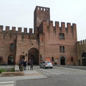 Montagnana Castello di San Zeno
