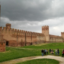Montagnana, mura medievali