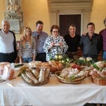 montagnana prodotti e produttori col sindaco Loredana Borghesan