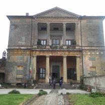Montagnana villa Pisani Sacco