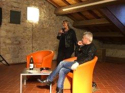 Gabriella Poli e Davide Bregola