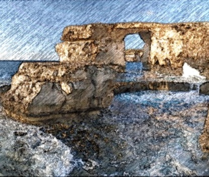 gozo window_FotoSketcher