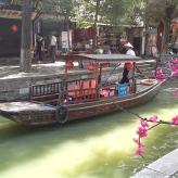 Cina villaggio tradizionale nei pressi di Shangay 2016-09-26 10.40.15