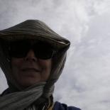 Gabriella deserto della Giudea 2016-04-13 10.14.25